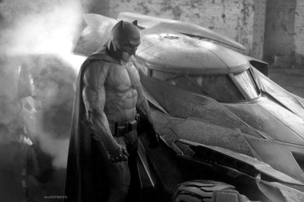Ben Affleck as Superman