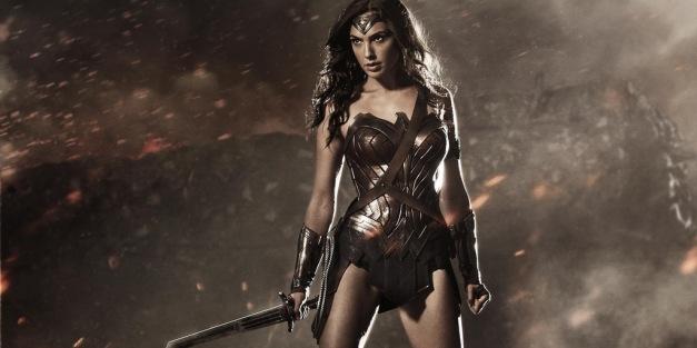 first image of Gal Gadot as Wonder Woman