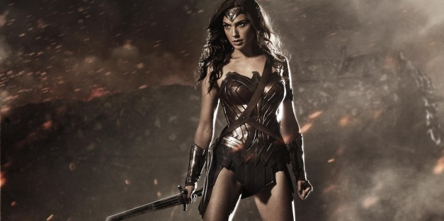 first image of Gal Gadot as Wonder Woman