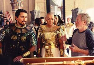 Ridley Scott and Exodus