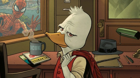 New Howard the Duck