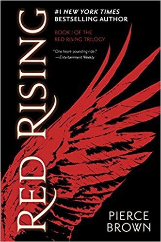 red rising book