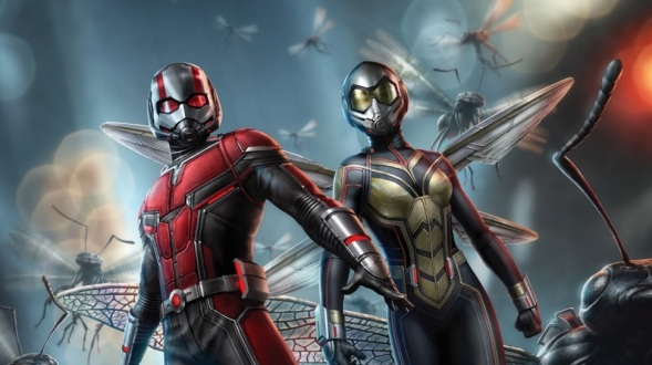 movie ant-man and wasp
