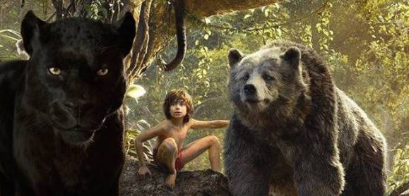 live action jungle book