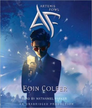 Artemis Fowl by Eoin Colfer - Book Review