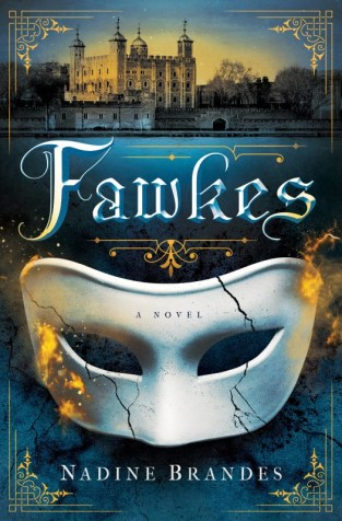 Book Review of Fawkes by Nadine Brandes