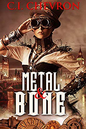 Book review of Metal and Bone by C.I. Chevron