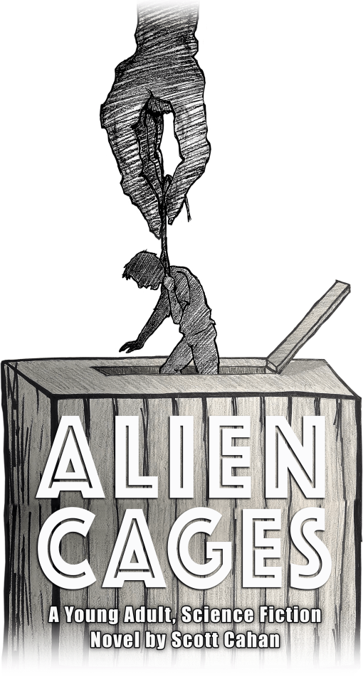 Alien Cages by Scott Cahan is coming soon