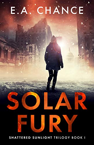 Solar Fury by E.A. Chance, book review